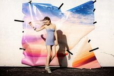 Julie Rode – ICHI High Summer 2010 Ad Campaign + Backstage Video