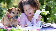 Science Says Reading Aloud to Dogs Can Help Kids Struggling with Literacy