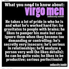 Virgo men