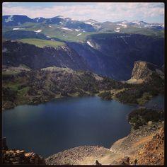 Beartooth Highway Montana. Absolutely breathtaking.