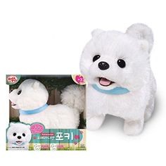 Mimi World   Baby Pet Pomeranian Poki 8' Electronic Pet. #Mimi #World #Baby #Pomeranian #Poki #Electronic