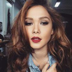 Filipina Actress, Filipina Beauty, Maja Salvador, Film Academy, Star Magic, Asian Celebrities, Best Actress, Abs, Singer