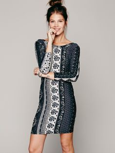 Free People Hyperion Bodycon Dress, $138.00