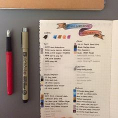 From the Bullet Journal Junkies group on Facebook. Don't want to put the member's name in case she prefers her privacy, but I didn't want to lose this...