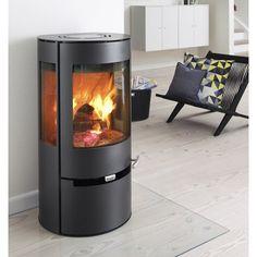 po le bois artwood orio tri vision noir bbc 8 kw poele bois pinterest ps et bbc. Black Bedroom Furniture Sets. Home Design Ideas
