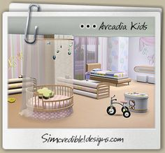 | SIMcredible! Designs 3 | TOP quality Content for sims games Arcadia kids