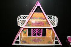 Barbie A Frame Pool House