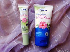 Cien Nature – Contorno occhi e crema notte wild rose