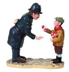 Lemax Candy Cane Copper #82541 - Miniature Christmas Village Figurine