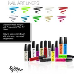 ... Liners on Pinterest   Professional nail art, Perfect nails and Stems