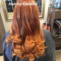 Hair by Candice Heibert  @Leasa Renae Salons