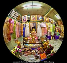 Image of Mae Nak Phra Khanong Shrine, Wat Mahbut. #Bangkok #Thailand