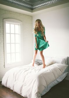 love... This girl is adorable! www.barefootblonde.com barefoot blonde