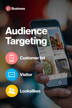 Our audience targeting tools lets you combine what you know about your customers with what we know about people on Pinterest. Discover the dramatic results we've seen so far—including a 30x increase in reach!