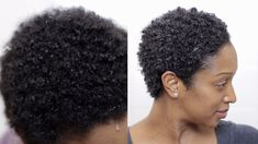 Wash N Go Without Gel | Type 4 Natural Hair/ TWA