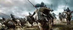 the hobbit the battle of the five armies dwarf cavalry - Buscar con Google