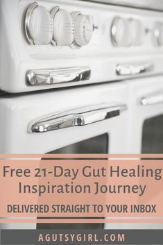 Free Gut Healing Inspiration Journey - A Gutsy Girl Cancer Fighting Foods, Health And Fitness Tips, Gut Health, Ibs, Lose Belly Fat, Natural Healing, Healthy Lifestyle, Healthy Living, Journey