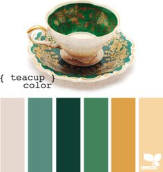 Color scheme  for my bedroom! emerald, muted neutrals and mustard!