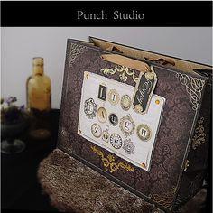 PUNCH STUDIO (パンチスタジオ) ペーパーギフトBAG (クラシック)