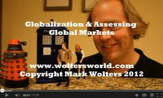 Globalization & Assessing Global Markets