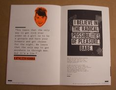 I like the pull quote on this double page spread, I will use this idea in my work with a Tony Wilson quote