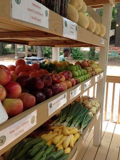 Perkins Orchard Stand Barbee Rd