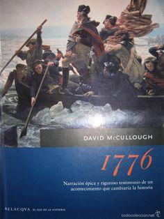 1776 DAVID MCCULLOUGH BELACQUA 1º edicion 2006 - Foto 1