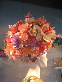 Maybe not for a hat but awesome for a bouquet