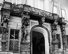 Palác pachtů z rájova/ celetná / Wirch + Platzer