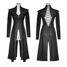Punkrave - Soul Reflections Coat