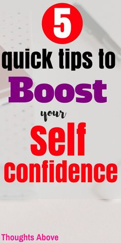 Tips to boost your self confidence // Building self confidence // How to gain self confidence Improve Self Confidence, Building Self Confidence, New Quotes, Happy Quotes, Wife Quotes, Happiness Quotes, Friend Quotes, Believe, Habits Of Successful People