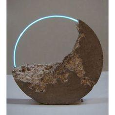 #mulpix  #SarahBlood  #contemporarysculpture  #sculpture  #artlighting…