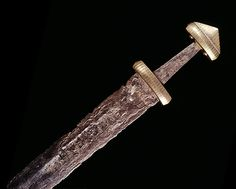 Hammered Out Bits: more on ULFBERHT... Awesome Viking sword that was centuries ahead of its time.