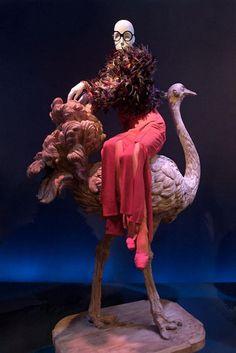 Редкая птица: Айрис Баррель Апфель! - Ярмарка Мастеров - ручная работа, handmade