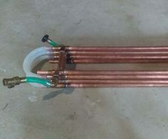 Heavy Duty Counter Flow Wort Chiller