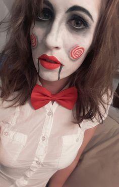 Saw-Kostüm selbst gestalten für Fasching oder Halloween   Fasching, Karneval, Kostüm, Costume, Halloween