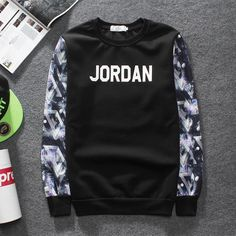 Autumn winter new fashion sport suit men black jordan hoodie print casual sweatshirt men harajuku tracksuit men sudaderas hombre