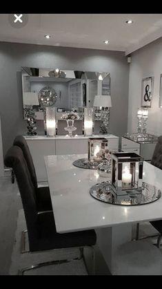 Dining Room Furniture -IDEE per la sala da pranzo  #ideeSaladapranzo