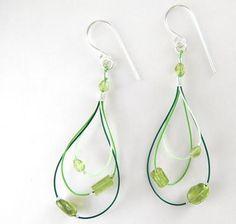 DIY Jewelry DIY Beaded Earring Project by Jamie Hogsett