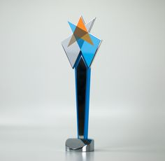 Our Watch Awards Trophy | #Design #Awards #CustomMade