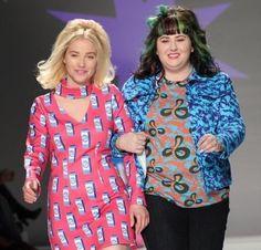 Emerging Canadian Designer Hayley Elsaesser On Her Crazy New Collection