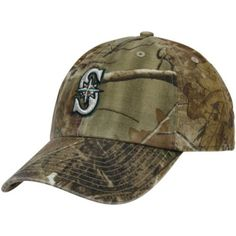 38cb9eb88db  21.95  47 Brand Seattle Mariners Real Tree Camo Cleanup Adjustable Hat