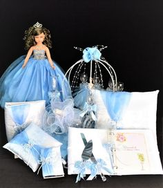 Cinderella Quinceanera dresses, decorations, tiaras, favors, and supplies for your quinceanera! Many quinceanera dresses to choose from! Quinceanera packages and many accessories available for your quince party Cinderella Quinceanera Themes, Quinceanera Planning, Quinceanera Cakes, Quinceanera Centerpieces, Quinceanera Dresses, Quinceanera Ideas, Candy Centerpieces, Wedding Centerpieces, Wedding Decorations