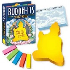 Sticky Notes Buddh-Its