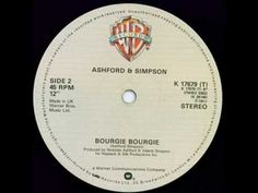 Ashford and Simpson - Bourgie Bourgie (1980)