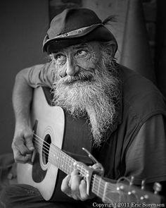 """Street Musician"" by Eric Sorensen"