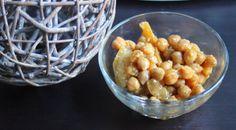 Papilles on/off: Salade de pois chiches au citron confit