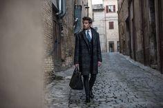 italian gentleman | ZANELLATO Rockefeller Original Silk Nero