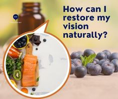How can I restore my vision naturally? Keep reading to learn other ways you can improve your vision. Get enough key vitamins and minerals. Don't forget the carotenoids. Manage chronic conditions. Wear protective eye wear. Quit smoking etc Glen Ellyn, Eye Infections, Vitamins And Minerals, Restore, Illinois, Don't Forget, Smoking, Improve Yourself, Restoration