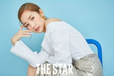 Park Min Young expresses her concerns about love with 'The Star' | allkpop.com